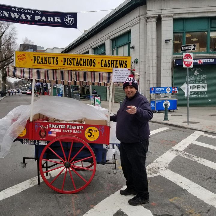 Nicky Peanuts: Fenway Vendor Reflects On Decades On Jersey Street