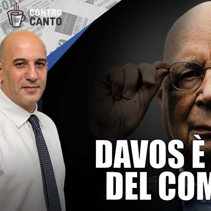 Davos è il cuore del complotto - Il Controcanto - Rassegna stampa del 23 Settembre 2021--
