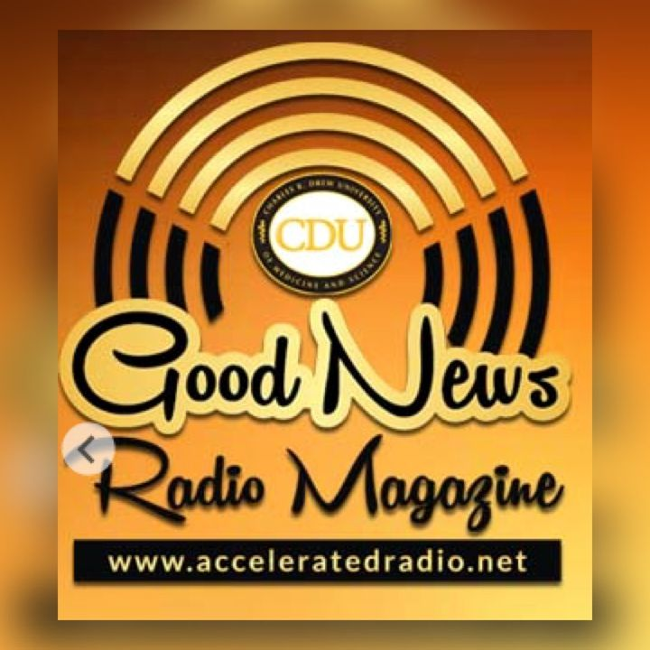 Good News Podcast ( Is Soul food Slave Food )  3-7-18