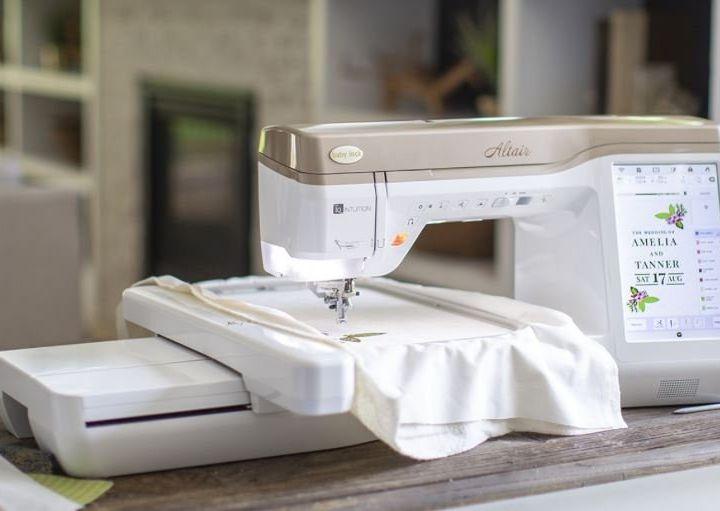 Baby Lock Altair Sewing