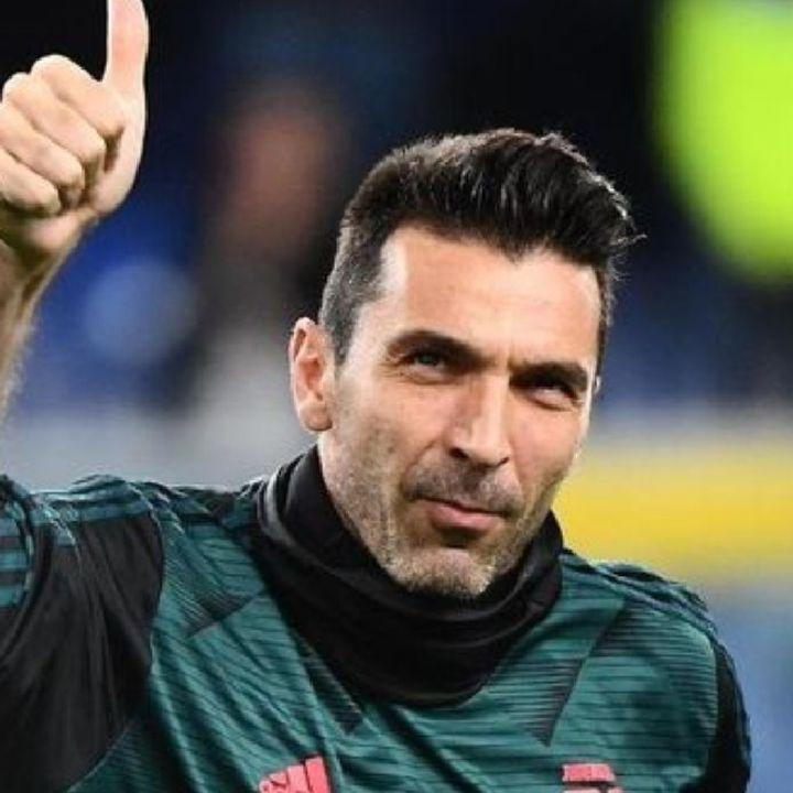 Gigi Buffon: IMMORTALE. E parliamo anche di Motogp😉