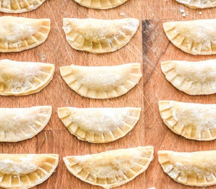 Storie di pasta i casoncelli ripieni di tradizione bergamasca e bresciana, e come li prepara un Masterchef