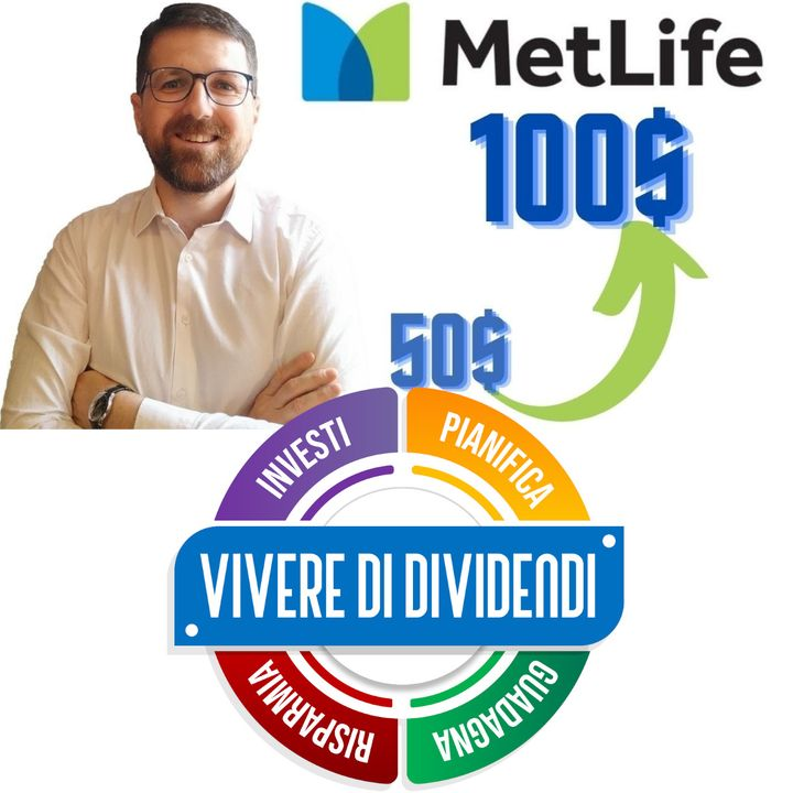 METLIFE   AZIENDA A SCONTO DEL 50% ANALISI COMPLETA value investing