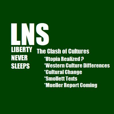 The Clash of Cultures 04/17/19 Vol. 6-- #67