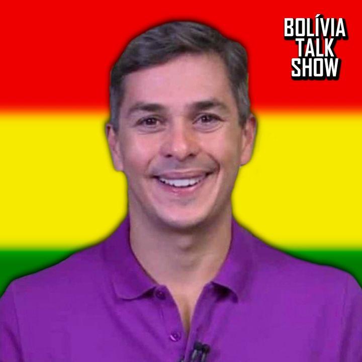 #43. Entrevista: Ivan Moré - Bolívia Talk Show