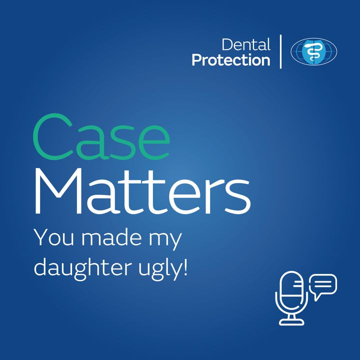 CaseMatters: You made my daughter ugly!