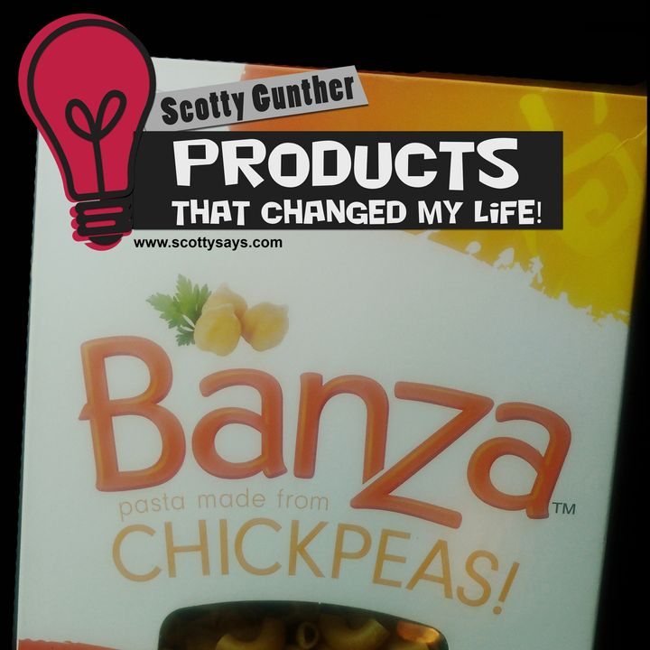 Products that changed my life! - Banza Pasta