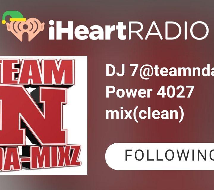 DJ 7@teamndamixz flex103 mix 7 18R w drops(1)