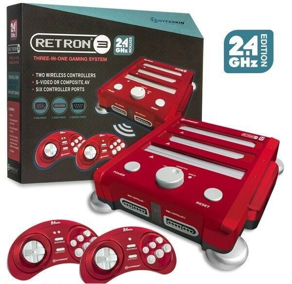 Whatcha Playing: RetroN 3 with Bright Kelly of The Great Enough