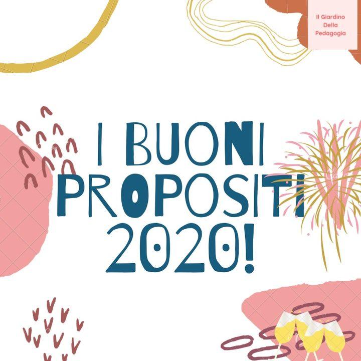 I buoni propositi del 2020