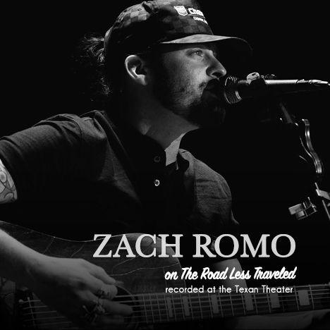 Live Show: Zach Romo