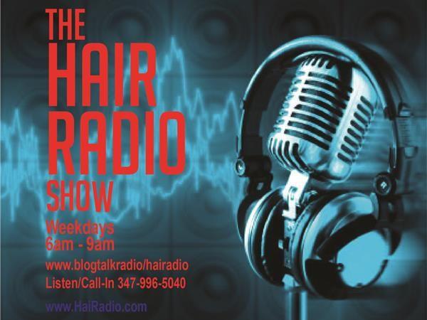 The Hair Radio Morning Show #188  Thursday, January 28th, 2016
