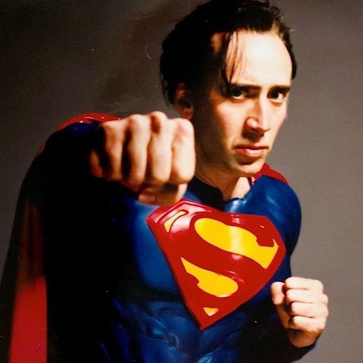 SUPERMAN LIVES - Searching for Nic Cage
