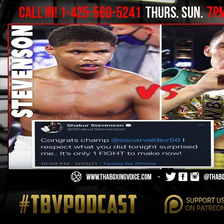 ☎️Oscar Valdez Knocks Out Berchelt to win WBC Shakur Stevenson Next❗️Broner Gets UD Weekend Results