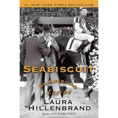 Book - Seabiscuit- An American Legend