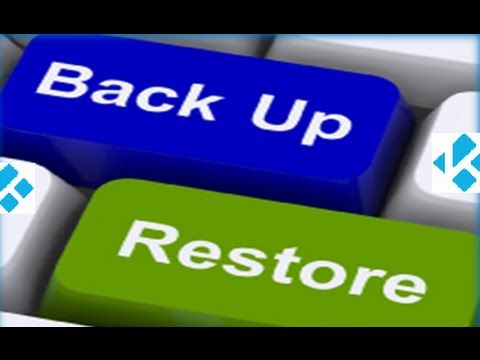 App Backup and Restore