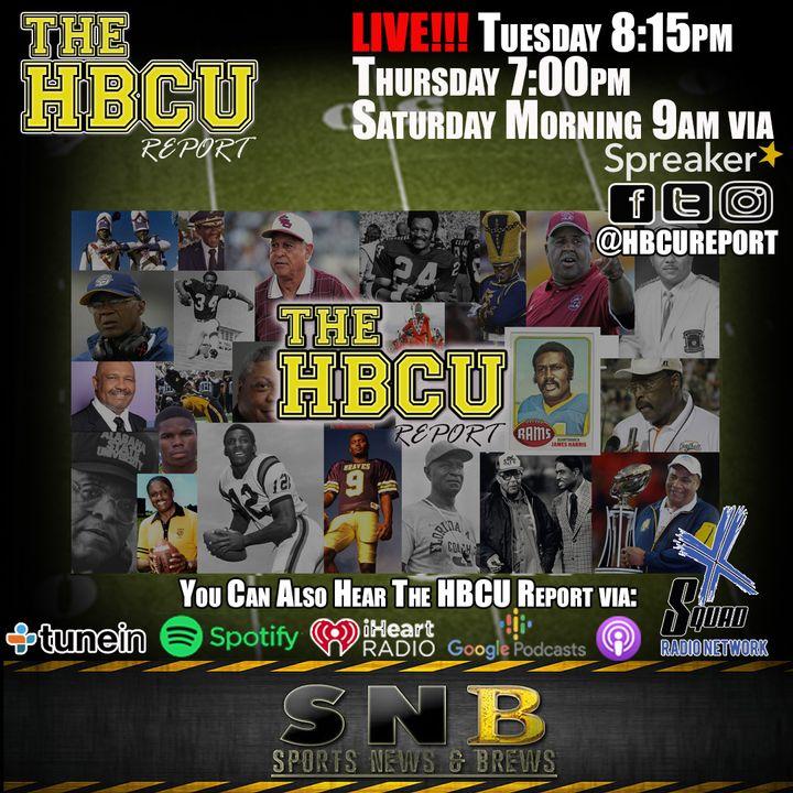 The HBCU Report-Stick A Fork In It!