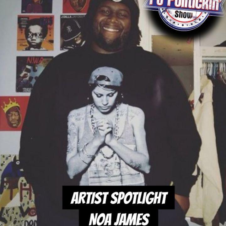 Artist Spotlight - Noa James | @NoaJames