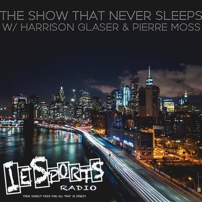 The Show That Never Sleeps Podcast