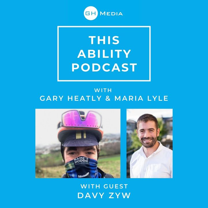 This Ability Podcast - Episode 7 with Davy Zyw