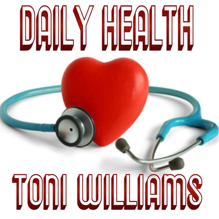 Episode 192 - Let's Talk Daily Health: Headaches and Migraines