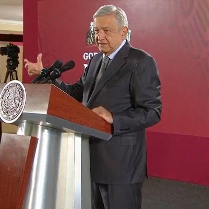AMLO inicia hoy, una gira por la península de Yucatán