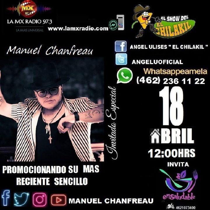 🔂p#EnViV🔴 #ManuelChanfreau 😎🎙️🎸😱 #Miraven #Sola