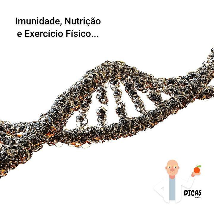 003 Imunidade, Nutrição e Exercício Físico