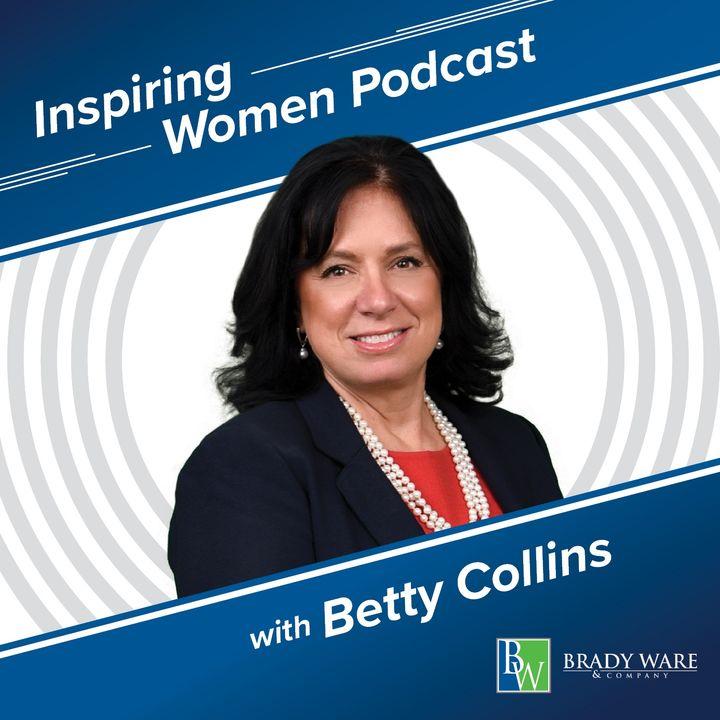 Inspiring Women, Episode 15:  Being Politically Savvy