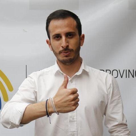 El candidato: Pedro Álvarez, SUMA