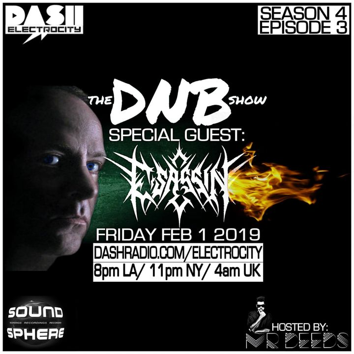the DNB show S04E03 (guest mix Esassin)