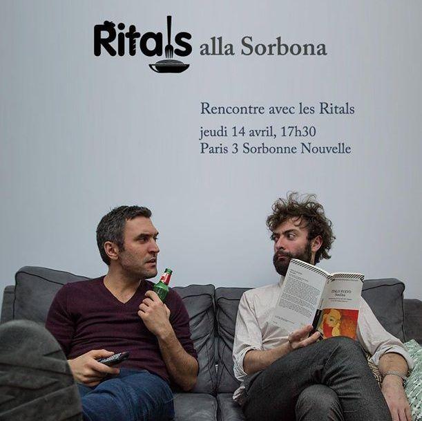 Ritals, la web-serie degli italiani a Parigi