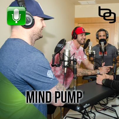 The Mysterious Kuwait Muscle-Building Phenomenon, The Too-Much-Protein Myth, Anabolic Triggering Sessions & More With The MindPump Podcast C