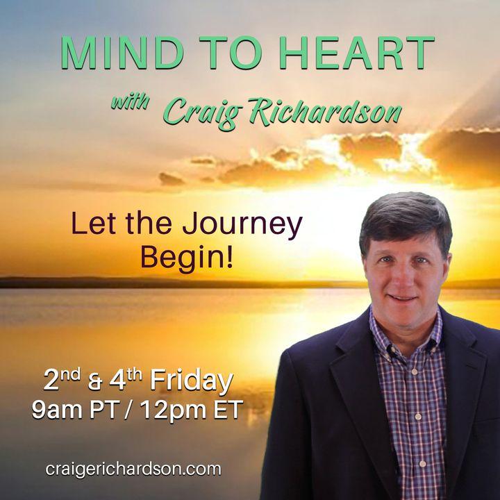 A Lenten Marathon with Guest Host Craig Richardson and guest 3-time cancer survivor Kristina Baum