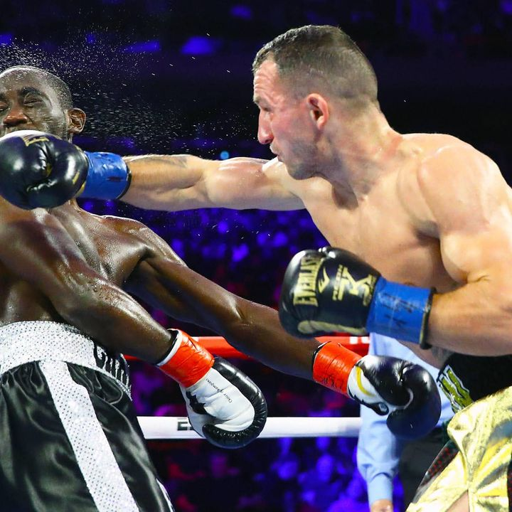 Inside Boxing Weekly: The Perspective of Hurt, Crawford's Post-Machine Plans, Canelo is Dubbed FOTY, and a Raging Bull Examination