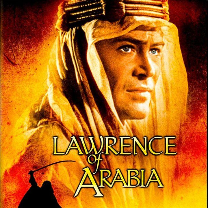 """""""Lawrence d'Arabia"""" di David Lean"""