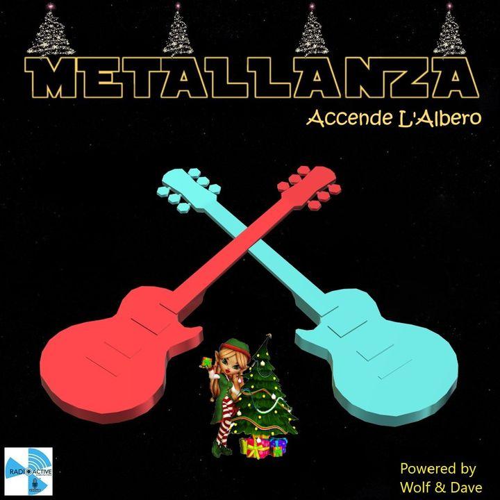 Metallanza Accende L'Albero 08.12.2020