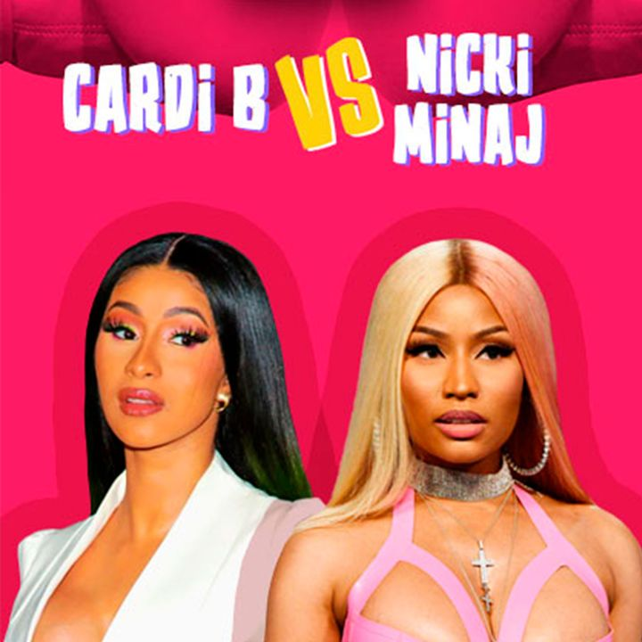 Cardi B Vs Nicki Minaj: The Shoe-Gate