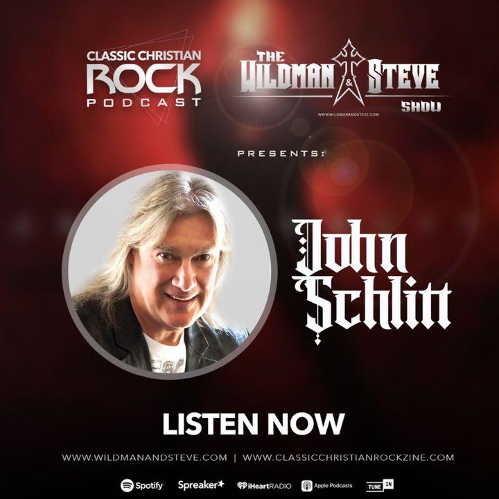 On Fire- John Schlitt