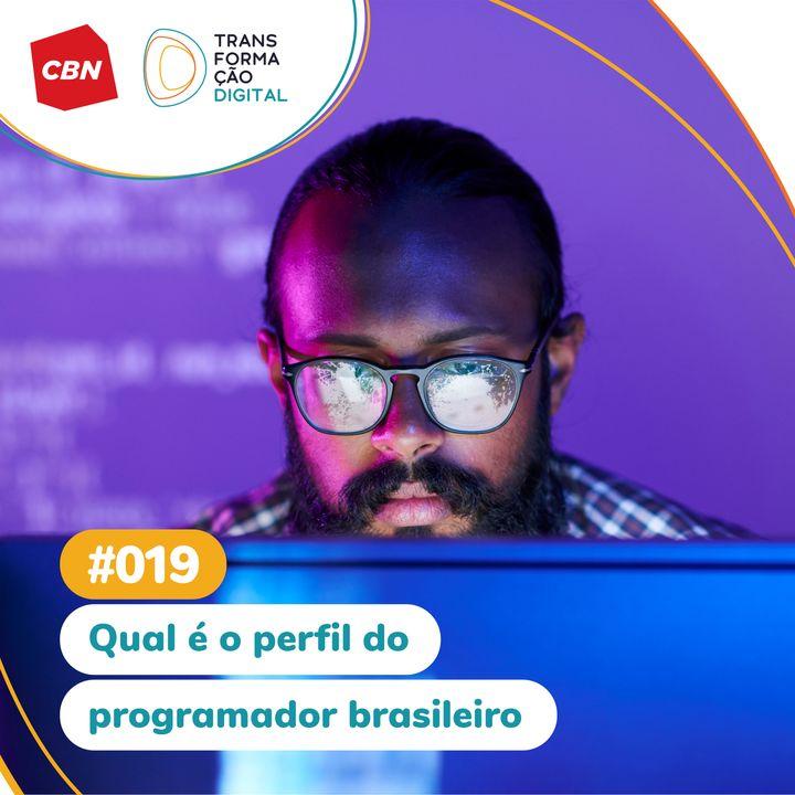 Transformação Digital CBN #19 - Qual é o perfil do programador brasileiro?