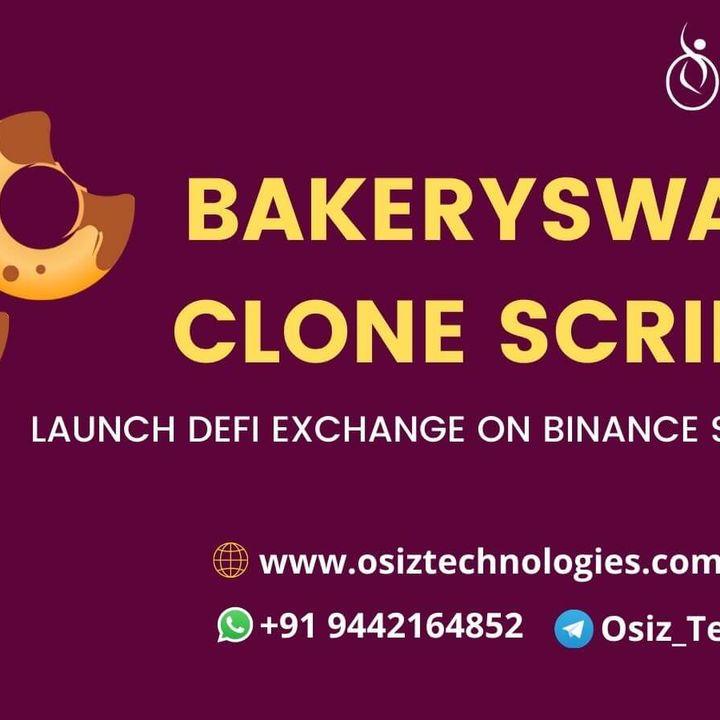 Build a DeFi Exchange likeBakerySwap