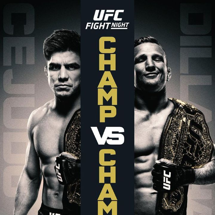 FIRST EVER UFC ON ESPN CARD!CHAMP-CHAMP SUPERFIGHT!For The Flyweight Title!FlyW Champ Henry Cejudo-Bantamweight Champ TJ Dillashaw Preview!!