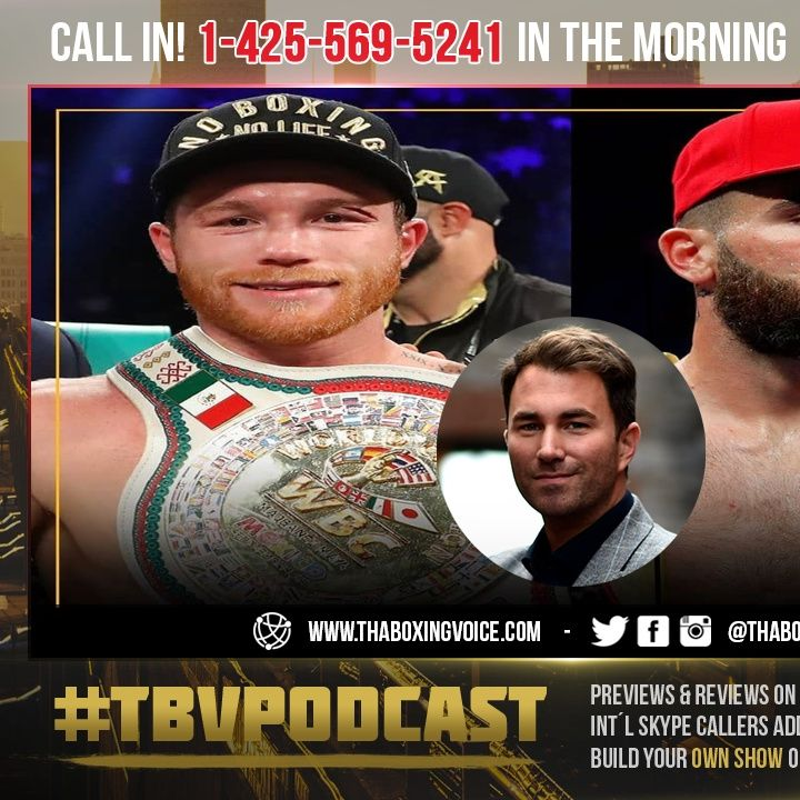 ☎️Eddie Hearn Urges Plant To Pressure👀His Team To Make Canelo Fight Before it's to Late😱