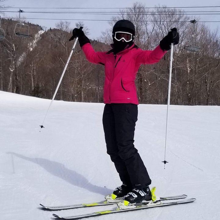 Spring Ski Vacation in Vermont - Paula Schuck on Big Blend Radio