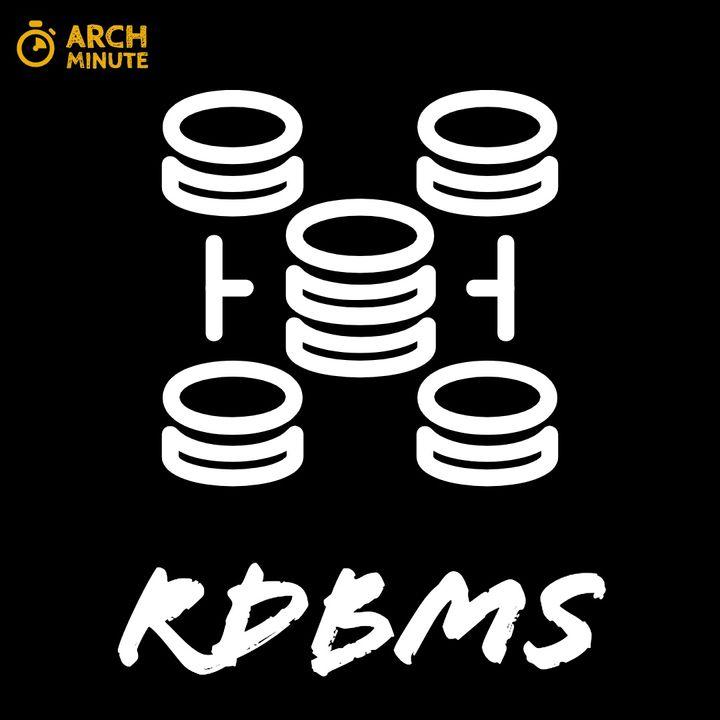 O que é RDBMS em um minuto