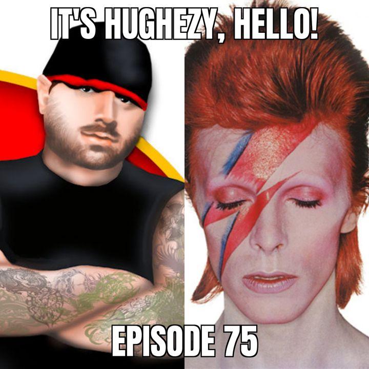 Ep. 75: Kevin Castle & David Bowie
