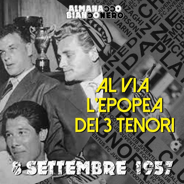 8 settembre 1957 - Al via l'epopea dei 3 Tenori