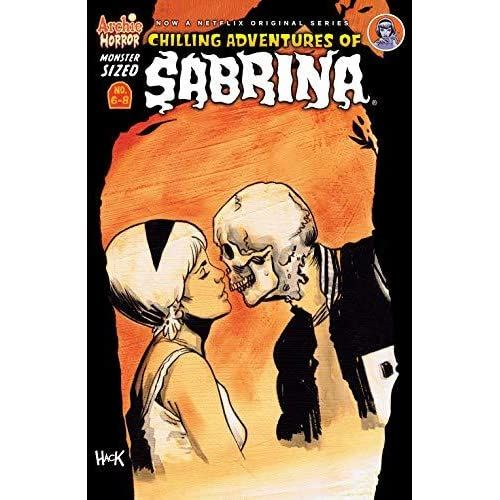Source Material Live: Monster-Sized Chilling Adventures of Sabrina (#6-8)