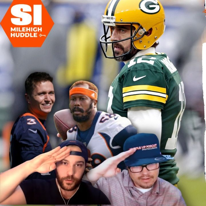 HU #703: Von Miller Goes to Bat For Drew Lock When Asked About Aaron Rodgers