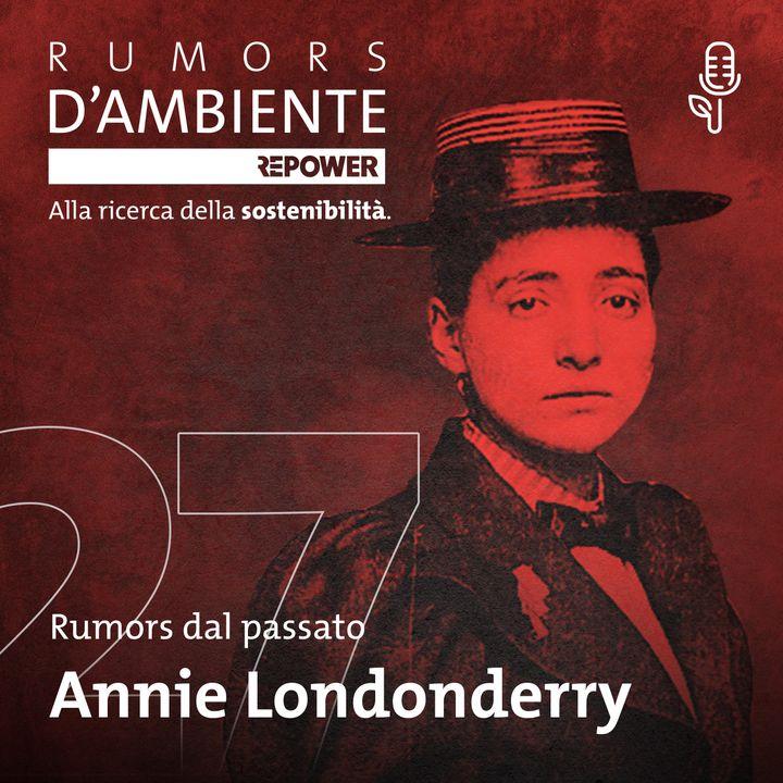 Annie Londonderry – Il giro del mondo in bicicletta